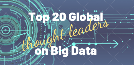 Top 20 Global thought leaders on Big Data