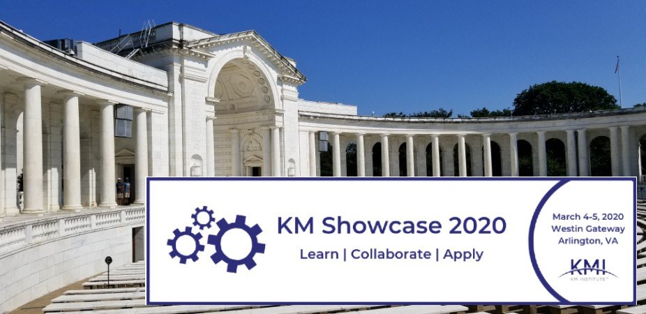 Dr. Anthony J Rhem to speak at KM Showcase 2020