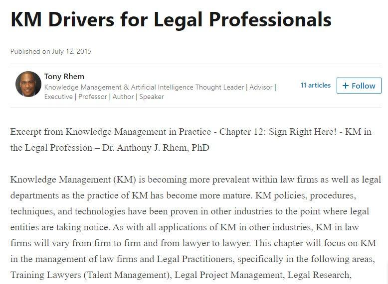 KM Drivers