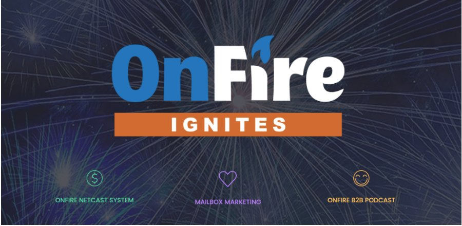 Dr. Anthony J. Rhem appears on the OnFire B2B Podcast with host Bob Clark